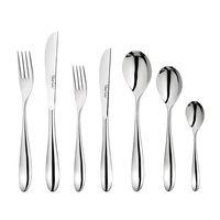 Набор столовых приборов на 12 персон, 84 предмета, сталь 18/10, серия Deta Bright, DETBR1099V/84, ROBERT WELCH, Великобритания