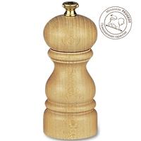 Мельница деревянная для соли 12 см, светлое дерево, серия Paris Naturel, PEUGEOT, Франция