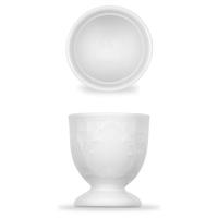 Подставка для яйца h 5,8 см, цвет белый, серия Mozart, BAUSCHER, Германия