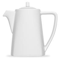 Кофейник с крышкой 300 мл, цвет белый, серия Options, BAUSCHER, Германия