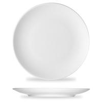 Тарелка круглая 26,1 см, цвет белый, серия Options, BAUSCHER, Германия