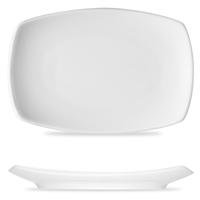Блюдо прямоугольное 32х23,1 см, цвет белый, серия Options, BAUSCHER, Германия