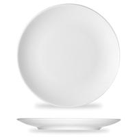 Тарелка круглая 31,8 см, цвет белый, серия Options, BAUSCHER, Германия