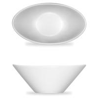 Салатник овальный 10,8х6,1 см, цвет белый, серия Options, BAUSCHER, Германия