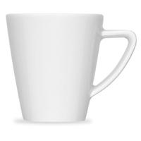 Чашка кофейная 90 мл, цвет белый, серия Options, BAUSCHER, Германия