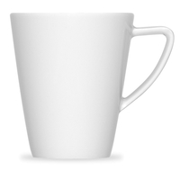 Чашка 220 мл, цвет белый, серия Options, BAUSCHER, Германия