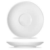 Блюдце универсальное, круглое 15 см, цвет белый, серия Options, BAUSCHER, Германия