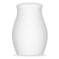 Перечница h 6,9 см, фарфор, цвет белый, серия Mozart, BAUSCHER, Германия