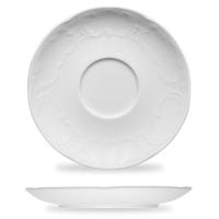 Блюдце универсальное, 15,6 см, цвет белый, серия Mozart, BAUSCHER, Германия