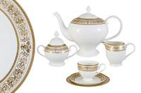 Чайный сервиз Anna Lafarg Шарлотта 21 предмет на 6 персон