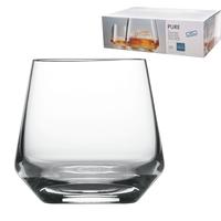 Набор стаканов для виски 389 мл, 6 штук, серия Pure, SCHOTT ZWIESEL, Германия