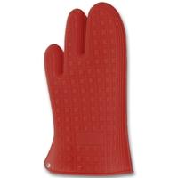 Рукавица 27х16 см, силикон, цвет красный, серия Marty for Party, SILIKOMART, Италия
