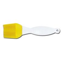 Кисть силиконовая малая, 18 см, жёлтая, серия Marty for Party, SILIKOMART, Италия