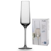 Набор фужеров для шампанского 209 мл, 2 штуки, серия Pure, SCHOTT ZWIESEL, Германия