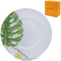Набор десертных тарелок 6 шт, серия Ikebana, MEDARD DE NOBLAT, Франция