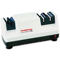 Точилка электрическая для заточки ножей, белая, серия Knife sharpeners, CHEFS CHOICE, США
