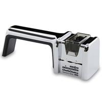 Точилка механическая для всех типов лезвий, корпус хром, серия Knife sharpeners, CHEFS CHOICE, США
