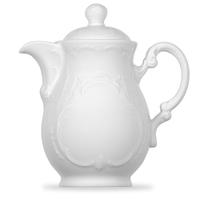 Кофейник с крышкой 300 мл, цвет белый, серия Mozart, BAUSCHER, Германия