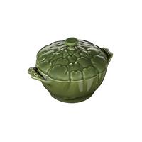 """Кокот """"Артишок"""", 12,5 см, темно-зеленый"""