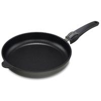 Сковорода, dia 26 см, h 5 см, съемная ручка, литой алюминий с антипригарным покрытием, толщина дна - 10 мм, серия Frying Pans, AMT, Германия