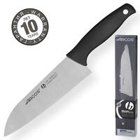 Нож Сантоку 18 см, титановый, серия Titanio, ARCOS, Испания