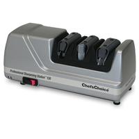 Точилка электрическая для заточки ножей, сатинированная, серия Knife sharpeners, CHEFS CHOICE, США