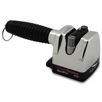 Точилка механическая для ножей, корпус - хром, серия Knife sharpeners, CHEFS CHOICE, США