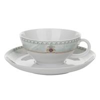 Чашка чайная с блюдцем 0,15 л., серия Rondo Toscana, SELTMANN, Германия