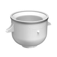 Чаша для приготовления мороженого, KitchenAid KICA, объем 1,9 л, для планетарных миксеров, KITCHENAID, США
