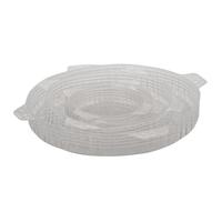 Набор силиконовых крышек, 4 шт., диам. 9.5 см, 11 см, 16 см, 21 см, серия UFO, SILIKOMART, Италия