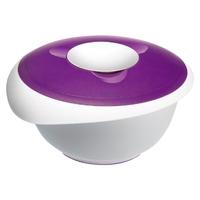 Миска для смешивания с 2-мя крышками 2,5л., цвет фиолетовый, серия Baking, Westmark, Германия
