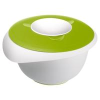 Миска для смешивания с 2-мя крышками 3,0л., цвет зеленый, серия Baking, Westmark, Германия