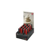 Щипчики для ногтей красные/черные 55 мм