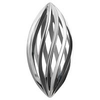Сквизер MYSQUEEZE, материал сталь 18.10, размер 13 x 6 см, цвет металлик, ALESSI, Италия