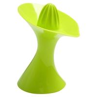 Соковыжималка ручная Queezy, материал: пищевой пластик, размер: 23,5 х 20,5 х 15,5 см, цвет: зеленый, QUALY, Таиланд