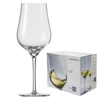 Набор бокалов для белого вина 378 мл,  6 шт, серия Concerto, SCHOTT ZWIESEL, Германия