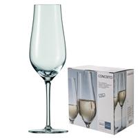 Набор фужеров для шампанского 302 мл,  6 шт, серия Concerto, SCHOTT ZWIESEL, Германия