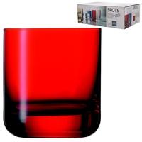 Набор стаканов для виски 285 мл, цвет красный, 6 шт. Spots, серия Spots, SCHOTT ZWIESEL, Германия