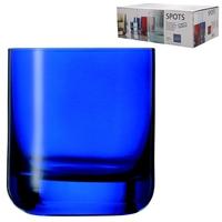 Набор стаканов для виски 285 мл, цвет синий, 6 шт, серия Spots, SCHOTT ZWIESEL, Германия