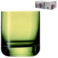 Набор стаканов для виски 285 мл, цвет оливковый, 6 шт, серия Spots, SCHOTT ZWIESEL, Германия