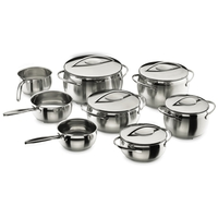 Набор посуды, 8 предметов, серия Belly, LACOR, Испания