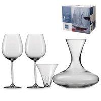 Набор подарочный: декантер, воронка и 2 бокала для вина 613 мл, серия Diva, SCHOTT ZWIESEL, Германия